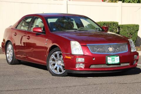 2006 Cadillac STS for sale at Jersey Car Direct in Colonia NJ