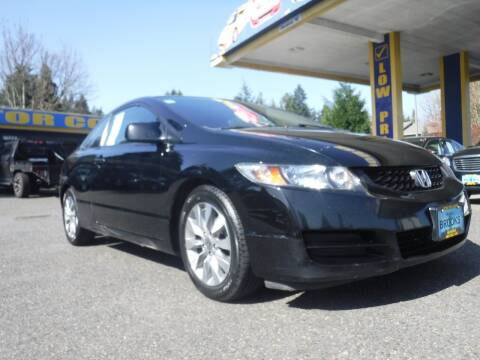 2010 Honda Civic for sale at Brooks Motor Company, Inc in Milwaukie OR