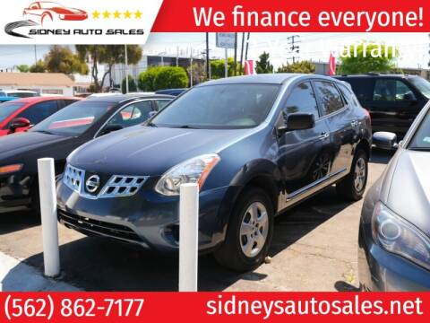 2013 Nissan Rogue for sale at Sidney Auto Sales in Downey CA