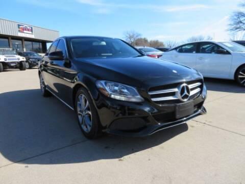 2016 Mercedes-Benz C-Class for sale at KIAN MOTORS INC in Plano TX