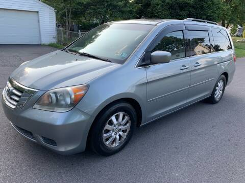 2009 Honda Odyssey for sale at Via Roma Auto Sales in Columbus OH
