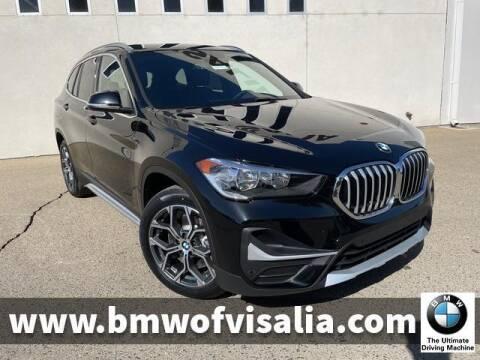 2021 BMW X1 for sale at BMW OF VISALIA in Visalia CA