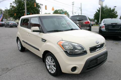 2013 Kia Soul for sale at RIVERSIDE CUSTOM AUTOMOTIVE in Mc Minnville TN