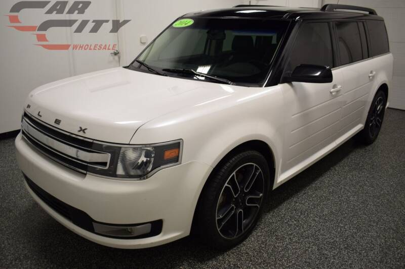 2014 Ford Flex for sale in Shawnee, KS