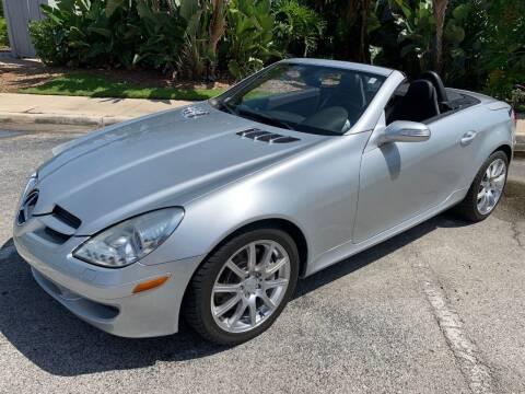 2006 Mercedes-Benz SLK for sale at Mirabella Motors in Tampa FL