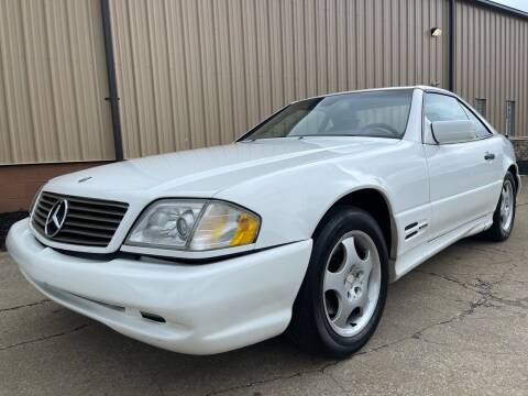 1997 Mercedes-Benz SL-Class for sale at Prime Auto Sales in Uniontown OH