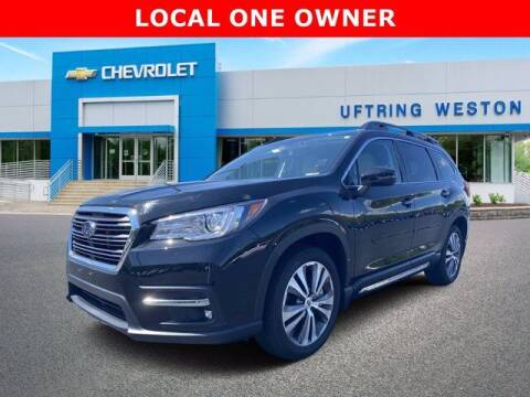 2020 Subaru Ascent for sale at Uftring Weston Pre-Owned Center in Peoria IL