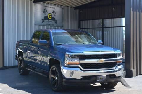 2016 Chevrolet Silverado 1500 for sale at G MOTORS in Houston TX