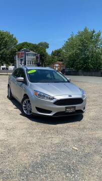 2018 Ford Focus for sale at Best Cars Auto Sales in Everett MA