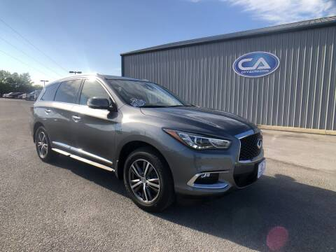 2017 Infiniti QX60 for sale at City Auto in Murfreesboro TN