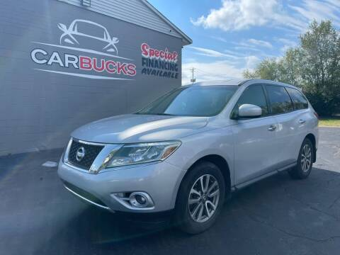 2014 Nissan Pathfinder for sale at Carbucks in Hamilton OH