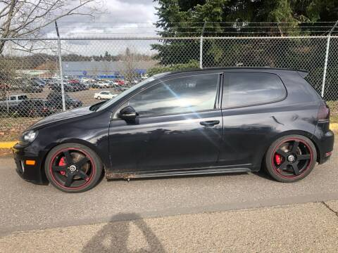 2010 Volkswagen GTI for sale at Blue Line Auto Group in Portland OR