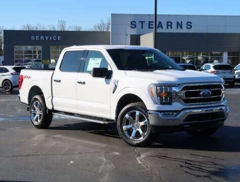 2021 Ford F-150 for sale at Stearns Ford in Burlington NC