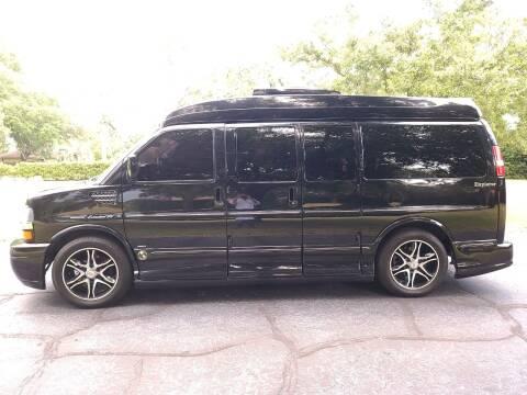 2014 Chevrolet Express Cargo for sale at Monaco Motor Group in Orlando FL