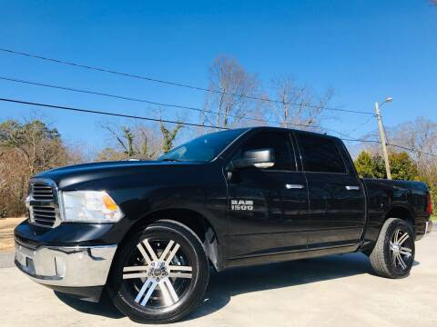 2017 RAM Ram Pickup 1500 for sale at E-Z Auto Finance in Marietta GA
