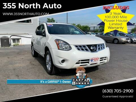 2015 Nissan Rogue Select for sale at 355 North Auto in Lombard IL