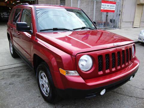 2013 Jeep Patriot for sale at Discount Auto Sales in Passaic NJ
