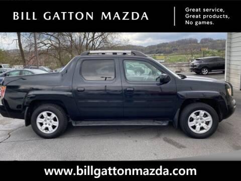 2006 Honda Ridgeline for sale at Bill Gatton Used Cars - BILL GATTON ACURA MAZDA in Johnson City TN