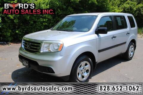 2014 Honda Pilot for sale at Byrds Auto Sales in Marion NC