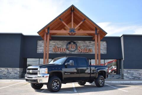 2009 Chevrolet Silverado 2500HD for sale at JW Auto Sales LLC in Harrisonburg VA