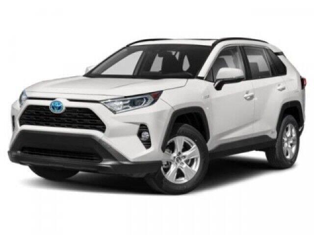 2021 Toyota RAV4 Hybrid for sale in Middletown, CT