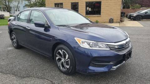 2016 Honda Accord for sale at Citi Motors in Highland Park NJ