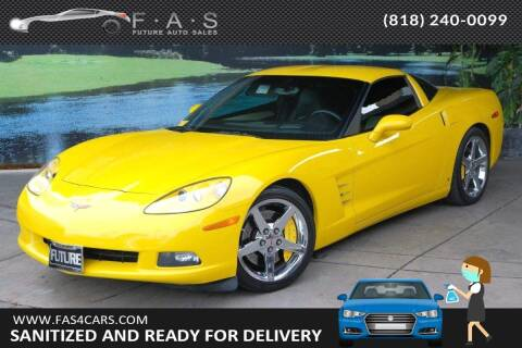 2008 Chevrolet Corvette for sale at Best Car Buy in Glendale CA