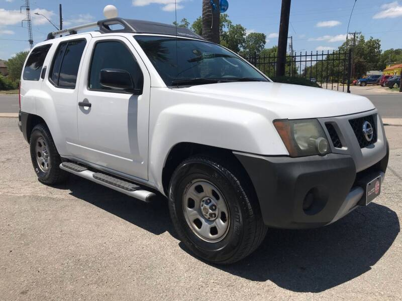 2010 Nissan Xterra for sale at Auto A to Z / General McMullen in San Antonio TX