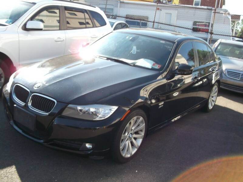 2011 BMW 3 Series for sale at Topchev Auto Sales in Elizabeth NJ