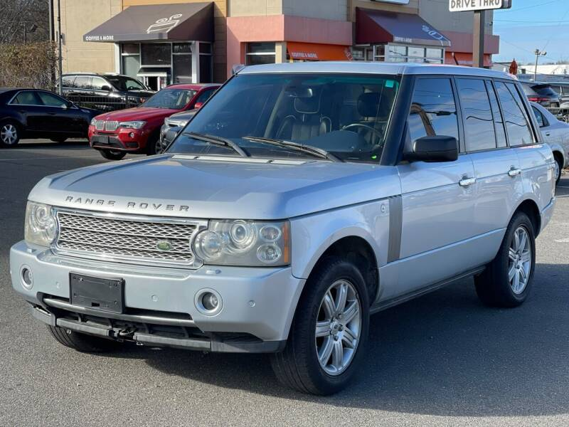 2008 Land Rover Range Rover for sale at MAGIC AUTO SALES in Little Ferry NJ