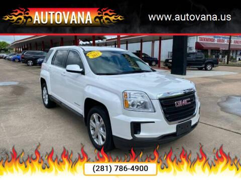 2017 GMC Terrain for sale at AutoVana in Humble TX