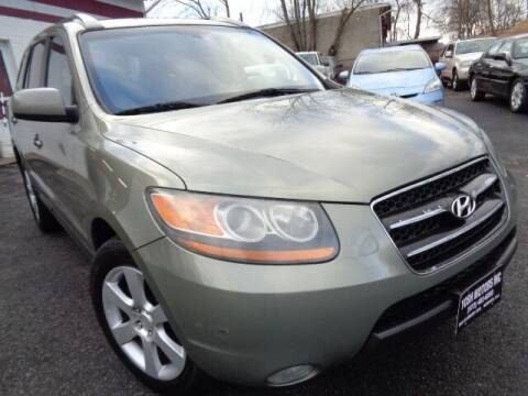 2008 Hyundai Santa Fe for sale at Yosh Motors in Newark NJ