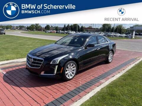 2014 Cadillac CTS for sale at BMW of Schererville in Shererville IN