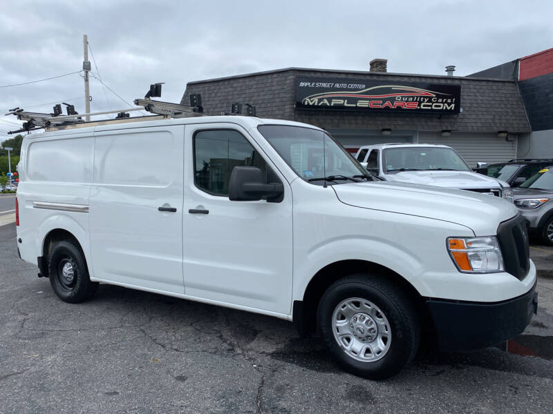 2018 Nissan NV Cargo for sale at Maple Street Auto Center in Marlborough MA
