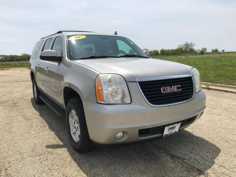 2007 GMC Yukon XL for sale at Alan Browne Chevy in Genoa IL