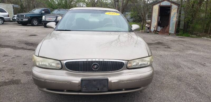 2002 Buick Century for sale at Anthony's Auto Sales of Texas, LLC in La Porte TX