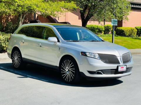 2016 Lincoln MKT for sale at SEATTLE FINEST MOTORS in Lynnwood WA