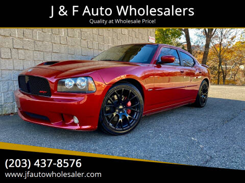2006 Dodge Charger for sale at J & F Auto Wholesalers in Waterbury CT