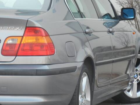 2005 BMW 3 Series for sale at Moto Zone Inc in Melrose Park IL