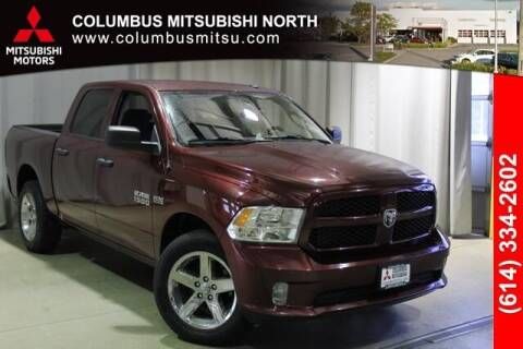2018 RAM Ram Pickup 1500 for sale at Auto Center of Columbus - Columbus Mitsubishi North in Columbus OH