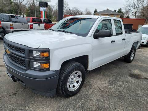 2015 Chevrolet Silverado 1500 for sale at 1st Quality Auto in Milwaukee WI