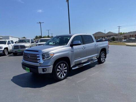 2018 Toyota Tundra for sale at DOW AUTOPLEX in Mineola TX