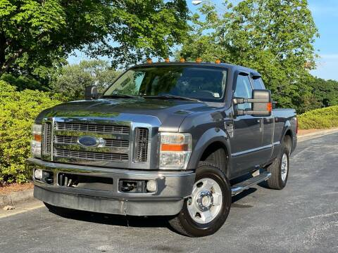 2010 Ford F-250 Super Duty for sale at William D Auto Sales in Norcross GA