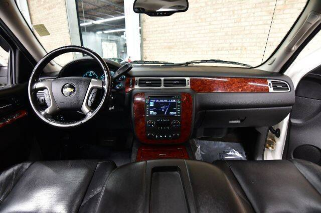 2011 Chevrolet Avalanche 4x4 LTZ 4dr Crew Cab Pickup - Bensenville IL