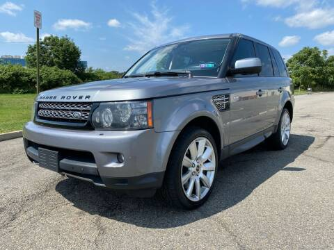 2012 Land Rover Range Rover Sport for sale at Pristine Auto Group in Bloomfield NJ