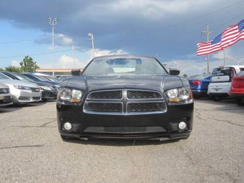 2014 Dodge Charger for sale at T & D Motor Company in Bethany OK