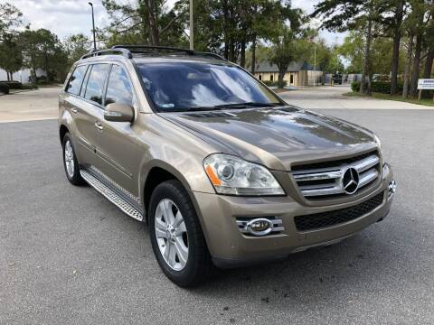 2008 Mercedes-Benz GL-Class for sale at Global Auto Exchange in Longwood FL