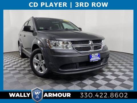 2015 Dodge Journey for sale at Wally Armour Chrysler Dodge Jeep Ram in Alliance OH