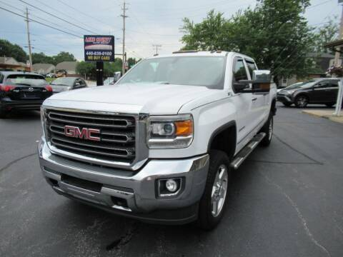 2015 GMC Sierra 2500HD for sale at Lake County Auto Sales in Painesville OH