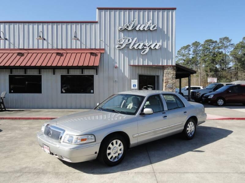 2006 Mercury Grand Marquis for sale at Grantz Auto Plaza LLC in Lumberton TX